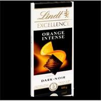 Lindt Excellence Portakallı Çikolata - 100G