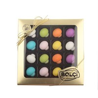 Bolçi Renkli Mantar Draje 16 Lı
