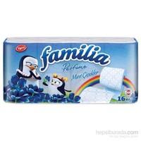 Familia Perfume Tuvalet Kağıdı Mavi Çiçekler 16'Lı