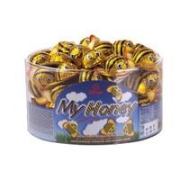 Pandoli Arı Maya Fındık Krema Dolgulu Sütlü Kokolin Çikolata 100 Adet