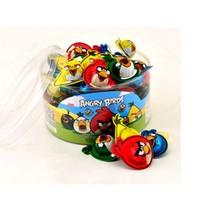 Pandoli Angry Birds Fındık Krema Dolgulu Sütlü Kokolin Çikolata 100 Adet