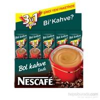 Nescafe 3 ü 1 Arada Bol Kahve 13 gr x 48 Adet kk