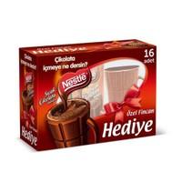 Nestle Sıcak Çikolata 19gr 16'lı Paket + Fincan Hediyeli