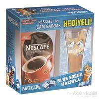 Nescafe Classic Ekopaket 200 gr + Cam Bardak Hediyeli