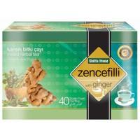Shiffa Home Zencefilli Karışık Bitki Çayı