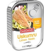 Dardanel Limon Soslu Uskumru 100 gr