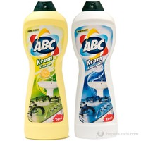 ABC Sıvı Krem Limon 750 Ml + Amonyak 750 Ml