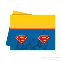 KullanAtMarket Superman Masa Örtüsü 1 Adet