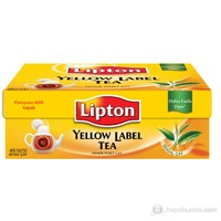 Lipton Yellow Label Demlik Poşet Çay 48'Li