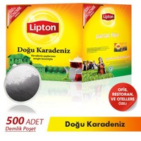 Lipton Doğu Karadeniz 500 'lü Demlik Poşet Çay