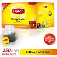 Lipton Yellow Label 2 gr 250 'li Bardak Poşet Çay
