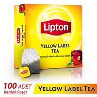 Lipton Yellow Label 2 gr 100 'lü Bardak Poşet Çay