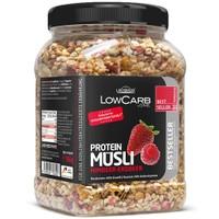 Layenberger LowCarb Protein Müsli Çilek Ahududu 565 gr