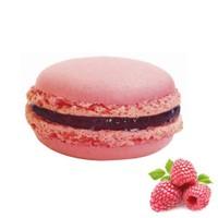 Nefis Gurme Frambuazlı Deluxe Parisian Macaron 12'Li