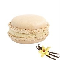 Nefis Gurme Vanilyalı Deluxe Parisian Macaron 6'Lı