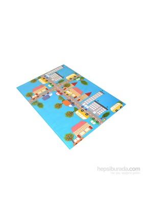 Jungle Denizci Çocuk Odası Halısı 48 133X190 Cm