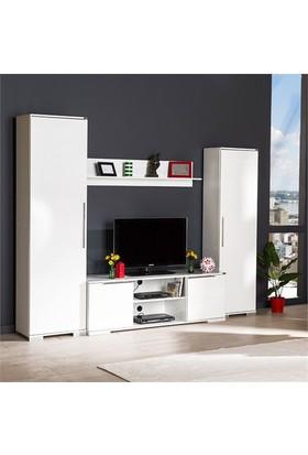 Adore TKPTV-24-BY-4 TV Ünitesi - Beyaz