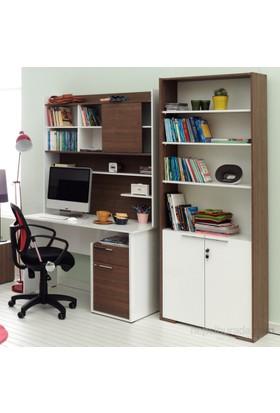 Adore TKKTP-10-NB-3 Çalışma Odası ve Ofis Takımı
