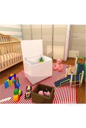 Bmd Mobilya Çocuk Sandığı Beyaz