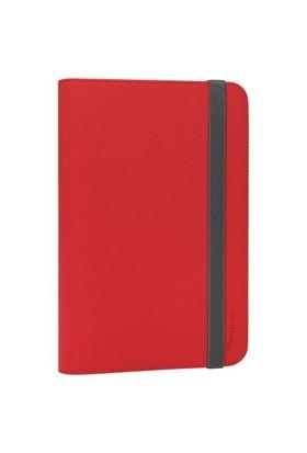 "Targus THZ33301EU 7-8"" Tablet Folio Kırmızı Universal Tablet Kılıfı"