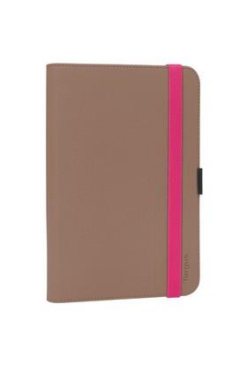 """Targus THZ33803EU 7-8"""" Tablet Flip Kahverengi Universal Tablet Kılıfı"""