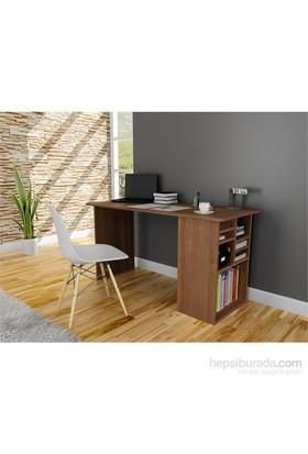 Hepsiburada Home Akasya Bilgisayar ve Çalışma Masası - Ceviz
