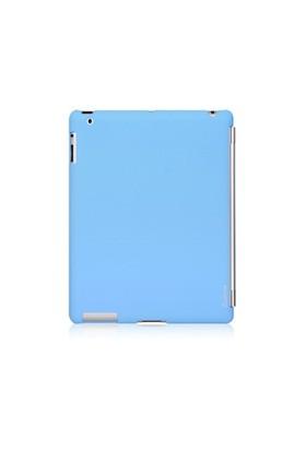 Luxa2 Mavi New iPad Tough Case Plus Plastik Kılıf