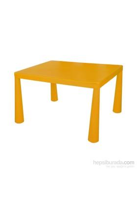 Hepsiburada Home Mini Çocuk Masası Turuncu