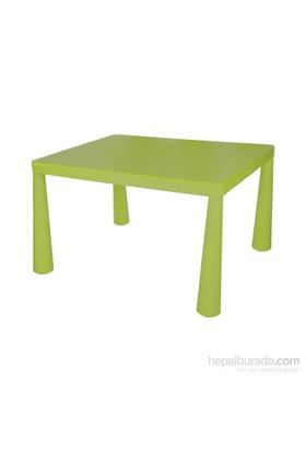 Hepsiburada Home Mini Çocuk Masası Yeşil