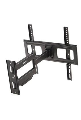 """Dark 32""""- 55"""" Curved Uyumlu & Flat Panel Destekli, Hareketli ve Katlanabilir Duvar Tipi TV Askı Aparatı (DK-AC-VT36)"""