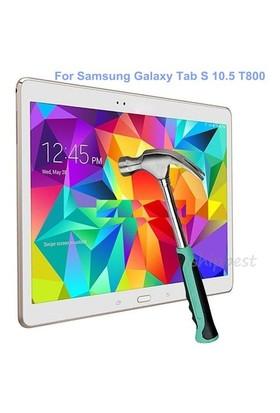 Markaawm Samsung Galaxy Tab S T800 T805 10.5 Kırılmaz Cam