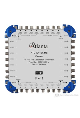 Atlanta ATL 10/16 (K) Kaskadlı Multiswitch