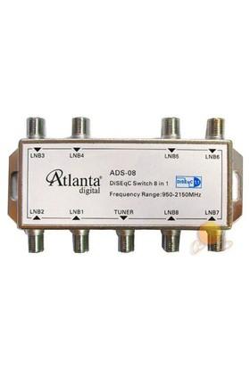 Atlanta ADS-03 Diseqc Switch (1x8)