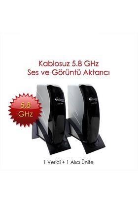 Atlanta ATL-5800 5.8 Ghz Kablosuz Ses ve Görüntü Aktarıcı