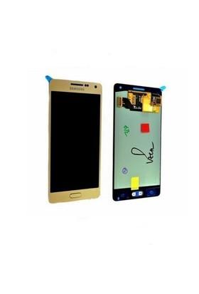 Galaxy A5 Lcd Ekran Dokunmatik Panel Sarı