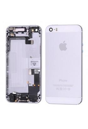 İphone 5 Full Kasa Kapak Ve Yedek Parçalı Beyaz Renk