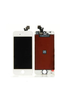 İphone 5 Dokunmatik Lcd Ekran Beyaz
