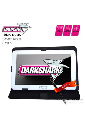 "Inca IDDK-090S Darkshark 9"" Siyah Tablet Kılıfı"