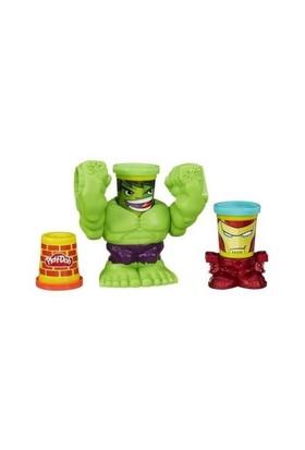 Play-Doh Yenilmez Hulk Oyun Seti