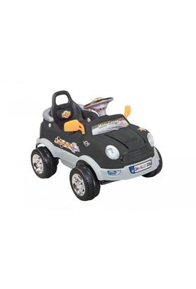 Gearbox Mini Cooper Coupe Siyah Akülü Araba