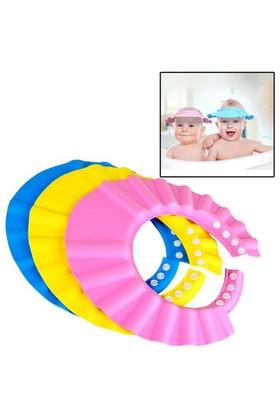 Uygun Bebek Banyo Şapkası Baby Mate