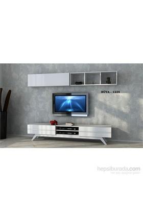 Rüya 1235 Tv Ünitesi Beyaz