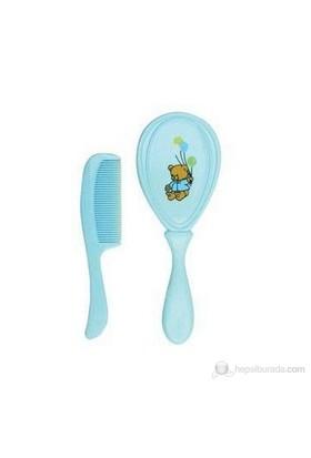 Bambino Fırça-Tarak - Mavi
