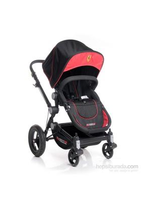 Ferrari Beebop Portbebeli Bebek Arabası - Nero