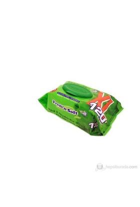 Fresh'n Soft Classic Islak Temizlik Havlusu – XL Paket / Elmalı