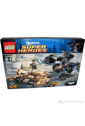Lego Bat vs Bane Tumbler Chase
