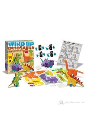 Kurmalı Dinozorlar
