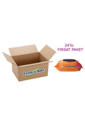 Fresh'N Soft Classic Islak Bebek Havlusu Fırsat Paket - 1536 Yaprak