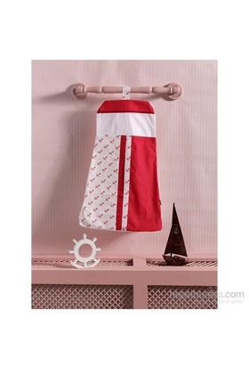 Kidboo Ocean Çamaşır Torbası / Red
