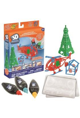3D Magic Yedek Paket